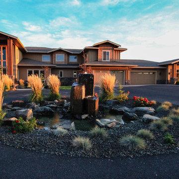 Eastern Washington Backyard Resort