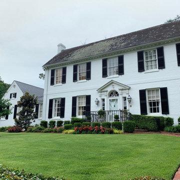 Eclectic English Garden Estate