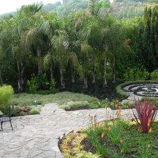 Eclectic Landscape by Zeterre Landscape Architecture