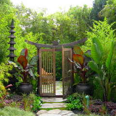 asian landscape by Zeterre Landscape Architecture