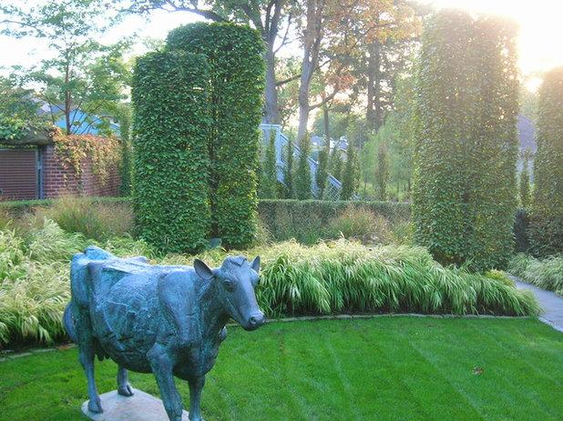 Eklektisch Garten Eclectic Landscape