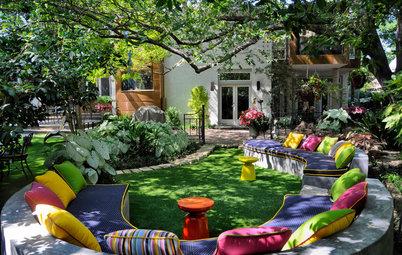 Eksperterne: Derfor skal du indrette haven ligesom boligen