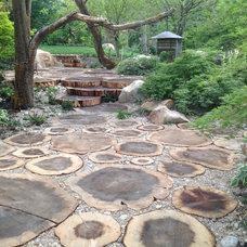 Eclectic Landscape by Pendleton Design Management