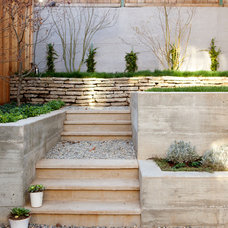 Contemporary Landscape by Eco+Historical, Inc.