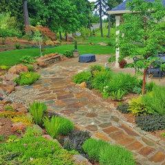 Rain Garden Nursery Landscapemakeoverdesignstaging
