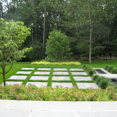 modern landscape by edgewater design llc