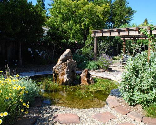 Country native garden home design ideas photos for Jonathan alderson landscape architects