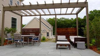 Edible Garden Transformation - Social Space