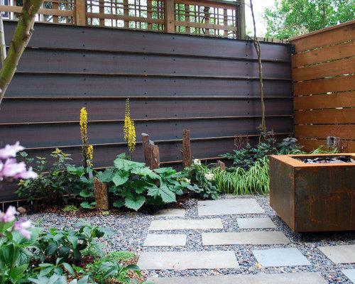Am nagement de jardin potager moderne photos et id es for Idee deco jardin potager