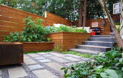 Cómo zonificar un jardín pequeño para aprovecharlo al máximo