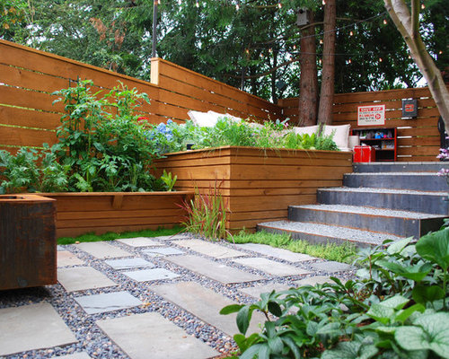 Small Backyard Landscape Ideas, Designs, Remodels & Photos