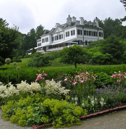 Traditional Landscape Edith Wharton's The Mount Gardens and Grounds