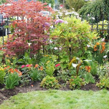 Edmonds english garden