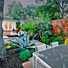 Contemporary Landscape by David Rolston Landscape Architects