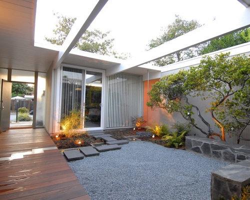Midcentury Modern Landscape Ideas Designs Remodels Photos