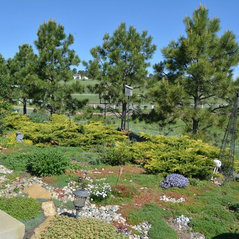 Timberline Landscaping Colorado Springs Co Us 80915