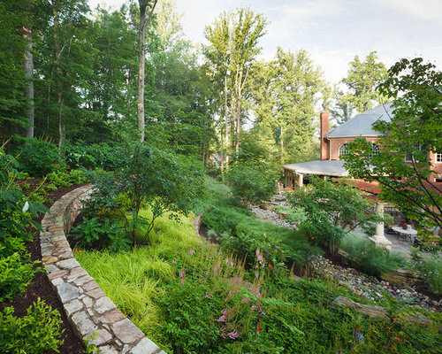 Steep Slope Landscaping Houzz