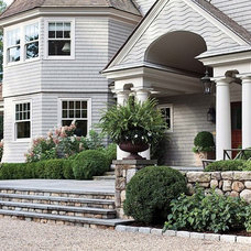 Traditional Exterior by Artemis Landscape Architects, Inc.