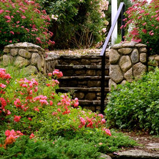Traditional Landscape by Frank Crandall Horticultural Solutions
