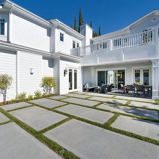 Encino Beach Style New Construction Home