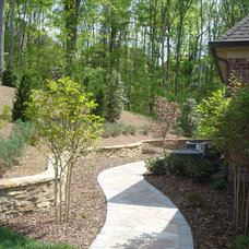 Traditional Landscape by The Office of Joel Tomlin III, LLC.