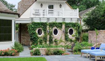 English Perennial Gardens – River Oaks, Houston