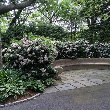 English Tudor Garden