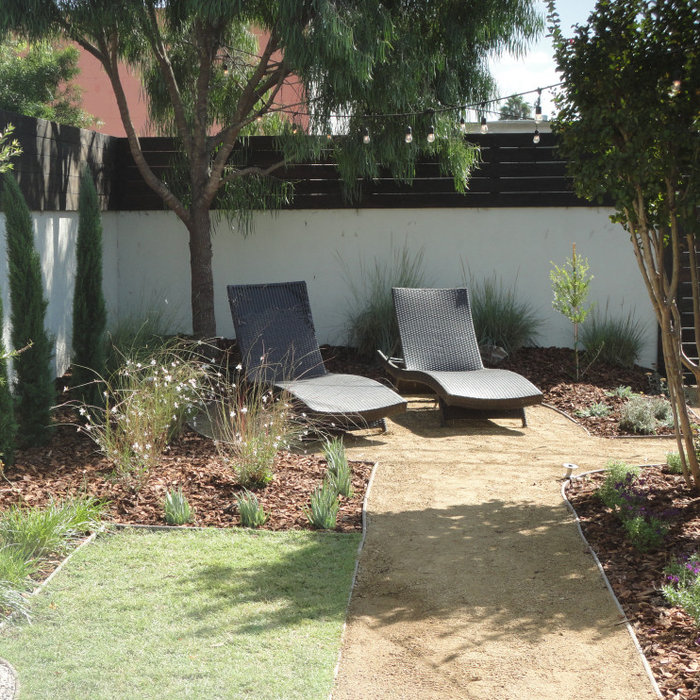 Entertainer's Back Yard - Renewed and Refreshed