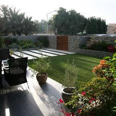 Modern Landscape by noorah hadeed