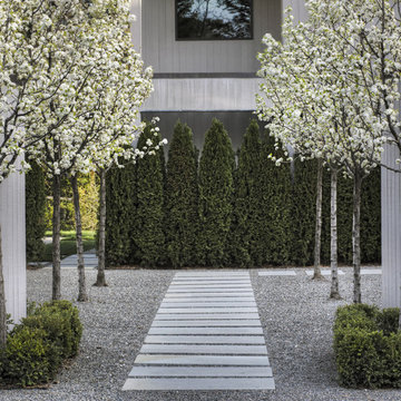 Entry Courtyard