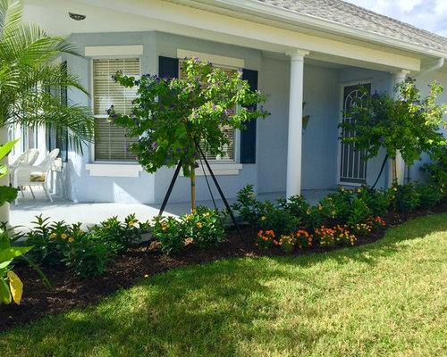 Front yard landscaping orlando fl home design ideas for Landscape design orlando