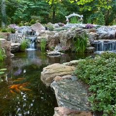 Marvelous Aquascape Ponds