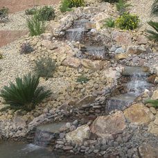 Traditional Landscape by Scapes And Stones