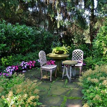 Expansive Hidden Gardens Property