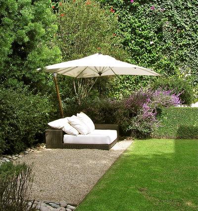 Modern Garten by A Pleno Sol