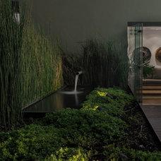 Contemporary Landscape by RHYZOMA - Arquitectura / Diseño