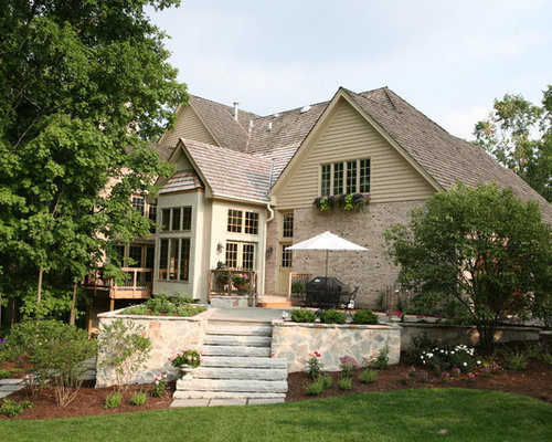 Exterior Home Remodel In St Charles Il