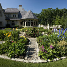 Traditional Landscape by John Kraemer & Sons
