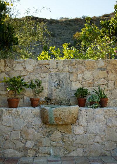 Méditerranéen Jardin by Ancient Surfaces