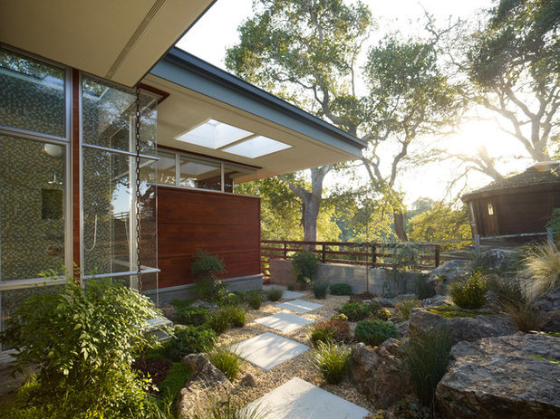 Contemporary Landscape by Cody Anderson Wasney Architects, Inc.