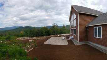 Famiily/Vacation Home in the mountains -Complete Landscape Installation