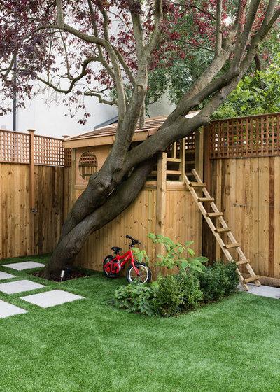 トラディショナル 庭 by Karen Rogers at KR Garden Design