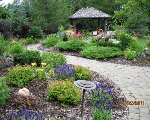 Garden Ideas Edmonton edmonton backyard landscaping ideas & design photos | houzz