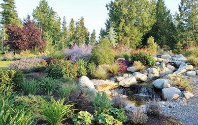 15 astuces pour aménager un bassin de jardin