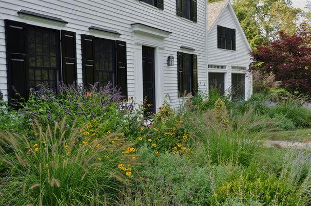 Farmhouse Landscape by Brian Maloney Design Associates