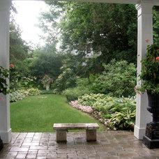 Contemporary Landscape by Cathy Rosenhaus Garden Designs