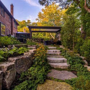 Rustikaler Garten in Toronto