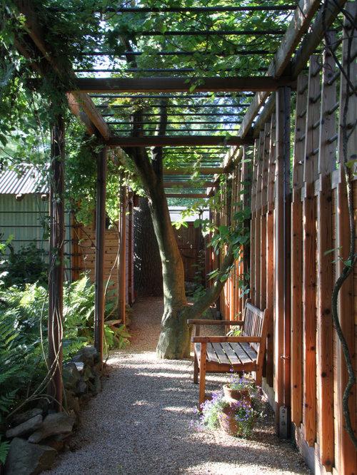 Fotos de jardines dise os de jardines con gravilla y - Jardines con gravilla ...