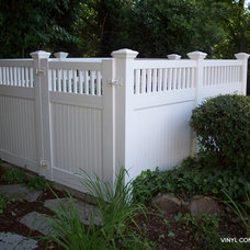 Traditional Landscape by Vinyl Concepts Inc