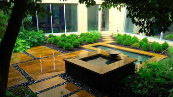 Fernhill Landscapes  | Project Design: Doug Myers APLD